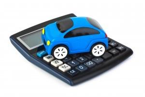 autičko a kalkulačkou